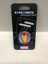 Popsockets Iron Man Phone Grip & Stand Avengers Marvel Comics Popsocket New