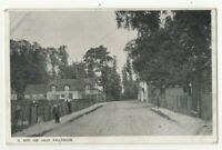 A Bit Of Old Feltham Middlesex pre 1918 Postcard Percival Jacobs 322c
