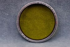 WALZ K2 YELLOW BAY3 FILTER FOR ROLLEI TLR CAMERAS - FREE USA DELIVERY