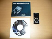 EZAV Xen EMP-200 Digital Audio Player | Vintage | With FM tuner | Takes AAA cell