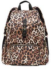 Victorias Secret PINK BACKPACK Book Bag Tote Gym Buckle Leopard Print NEW
