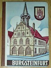 Burgsteinfurt un joyau du Münster pays-dirigeants de 1952 steinfurt