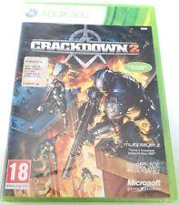 CRACKDOWN 2 XBOX 360 GIOCO NUOVO SIGILLATO ITALIANO SPED GRATIS SU + ACQUISTI!