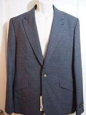 Vivienne Westwood Men's Dice Check Blazer size 52R