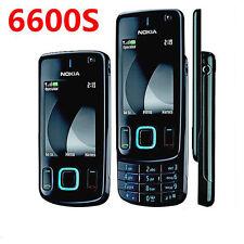 Original Nokia 6600S Slide (Unlocked) Cellular Cell Phone GSM Free Shippipng