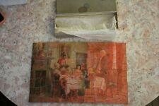 Pastime Like Wooden Jigsaw Puzzle William Lee, Martha & George Washington family