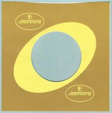 MERCURY REPRODUCTION RECORD COMPANY SLEEVES - (pack of 10)