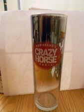 MGM Grand's CRAZY HORSE Paris - glass- Las Vegas