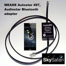 AutoBT - MEADE Autostar 497, Audiostar Bluetooth adapter