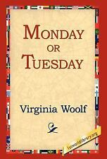 Monday or Tuesday (Hardback or Cased Book)