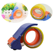"2"" Inch Portable Tape Dispenser Packing Packaging Sealing Cutter TapeCutter  m"