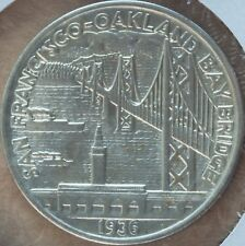1936-S Bay Bridge Commemorative Half Dollar, Superb Gem BU++ ** Free Shipping!