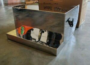 "peterbilt 359,379,389,388 304 stainless steel battery step box 30"" new t-30-201"