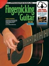 PROGRESSIVE FINGERPICKING GUITAR Book & Audio Download