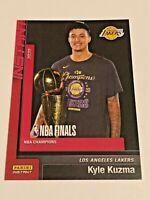 2019-20 Panini Instant Basketball Los Angeles Lakers Set #14 - Kyle Kuzma