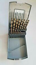 Ruko Spiralbohrersatz DIN338 Typ VA Nenn-Ø 1-10x0,5 mm HSS-Co5 19 teilig
