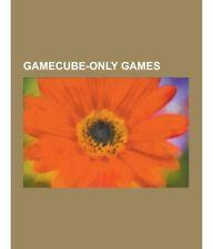 Gamecube-Only Games : Luigi's Mansion, Super Mario Sunshine, Mario Cheap Book