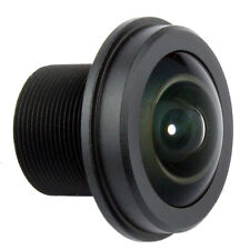 1 x HD 5MP 1.56mm FISH EYE Wide Angle Fix Board CCTV Security Camera Lens