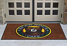 3' x 5' Custom design logo entrance floor door mats