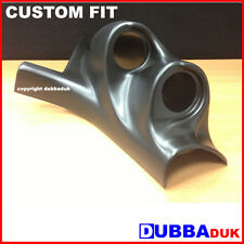 FORD FOCUS 2.0 TURBO RS ST ST170 1.8 1.6 1.4  ZETEC TWIN PILLAR MOUNT GAUGE PODS