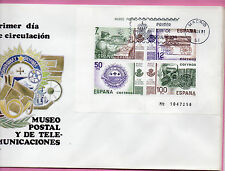 España Museo Postal año 1981 (CH-635)