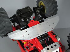 Aluminum Under Chassis Spoiler for 1/10 Tamiya Monster Beetle Blackfoot Blitzer