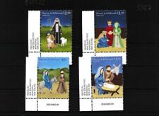 Tokelau 441-444 (completa edizione) MNH Eckrandstücke (103369