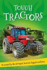 It's All About...: Tough Tractors by Editors of Kingfisher (2016, Paperback)
