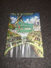 2010 Nintendo DS Etrian Odyssey Forests of Eternity Art Book