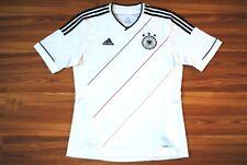 2114603ec9 Tamanho M da Alemanha 2012 2013 2014 Home da equipe Nacional De Futebol  Camisa Jersey Trikot