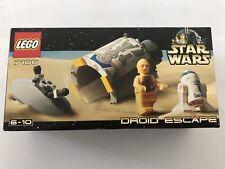 LEGO Star Wars 7106 Droid Escape Vintage (Very Rare) CP30 R2D2 Collector's