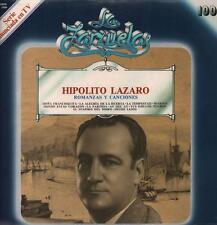 La Zarzuelas(No.100 Vinyl LP)Hipolito Lazaro-Zacosa-ZCL 1100-Spain-VG/Ex