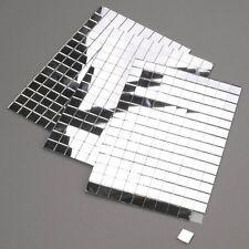 selbstklebende Deko-Spiegel 10 x 10 mm, 150 Stck.