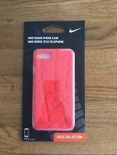 Nike Roshe Shoe Bottom iPhone Case Sole Collection iPhone 7/8 Red