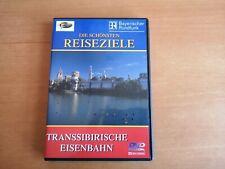 Die schönsten Reiseziele - Transsibirische Eisenbahn   ---DVD---