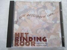 Het Binding Koor, Herman Rouw - De vele gezichten van... - CD RARE