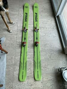 Voile Charger Skis with G3 LT12 ION Bindings - VERY GOOD CONDITION