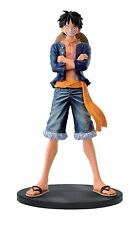 Banpresto One Piece 6.7-Inch Monkey D Luffy Figure A Jeans Freak Series