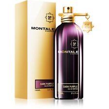 """MONTALE PARIS """" Dark Purple """" Eau de Parfum Vapo ml 100"""