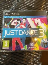 PS3 Just Dance 3 Promo Game (Full Promotional Game) Ubisoft PAL
