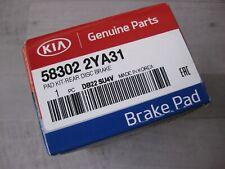 Original Kia Sportage SL Hyundai IX35 Bremsenset HA 583022YA31 584112Y300
