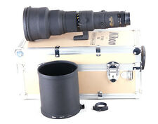 MINT Nikon Nikkor AIS 500mm f/4 P long focus Lens with electronic contacts