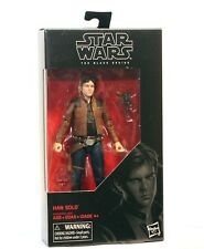"Star Wars: The Black Series #62 Han Solo 6"" Action Figure - New - MPR E1200"