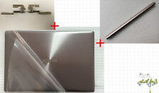 New LCD Back Cover + Hinges + Hinges Cover Fit ASUS UX303L UX303LA Touch-Screen