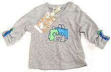 Gymp Baby Girls Mädchen Longsleeve Shirt size 50 New