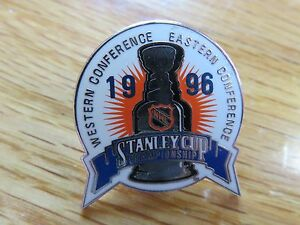 "1996 COLORADO AVALANCHE Champions 1.5"" Pin PETER FORSBERG JOE SAKIC PATRICK ROY"
