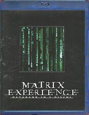 Matrix experience DATABANK IN 3 BLU-RAY