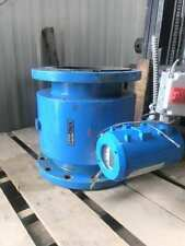 Krohne Altometer Flow Meter 10 Rubber Lined 0 3000 Gpm