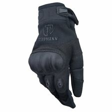 Tippmann Hard Knuckle Attack Tactical Full Finger Airsoft Paintball Gloves Small
