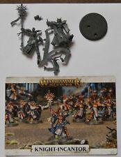 Warhammer Age of Sigmar Soul Wars Knight-Incantor Stormcast Eternals